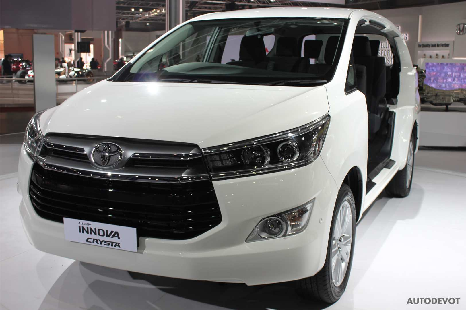 86 New Toyota Innova Crysta 2020 New Concept Research New for Toyota Innova Crysta 2020 New Concept