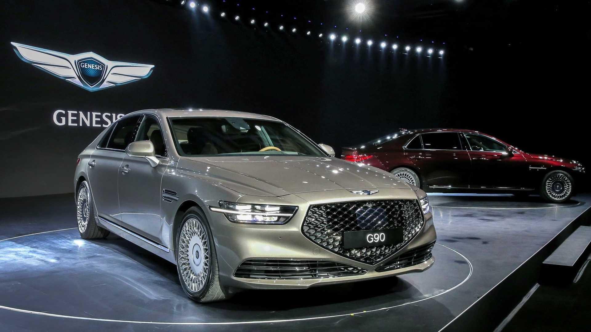 86 The 2020 Hyundai Genesis New Concept by 2020 Hyundai Genesis