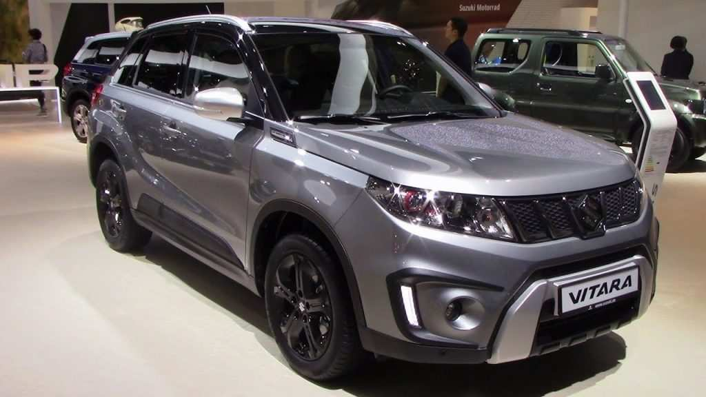 86 The 2020 Suzuki Grand Vitara 2018 Picture by 2020 Suzuki Grand Vitara 2018