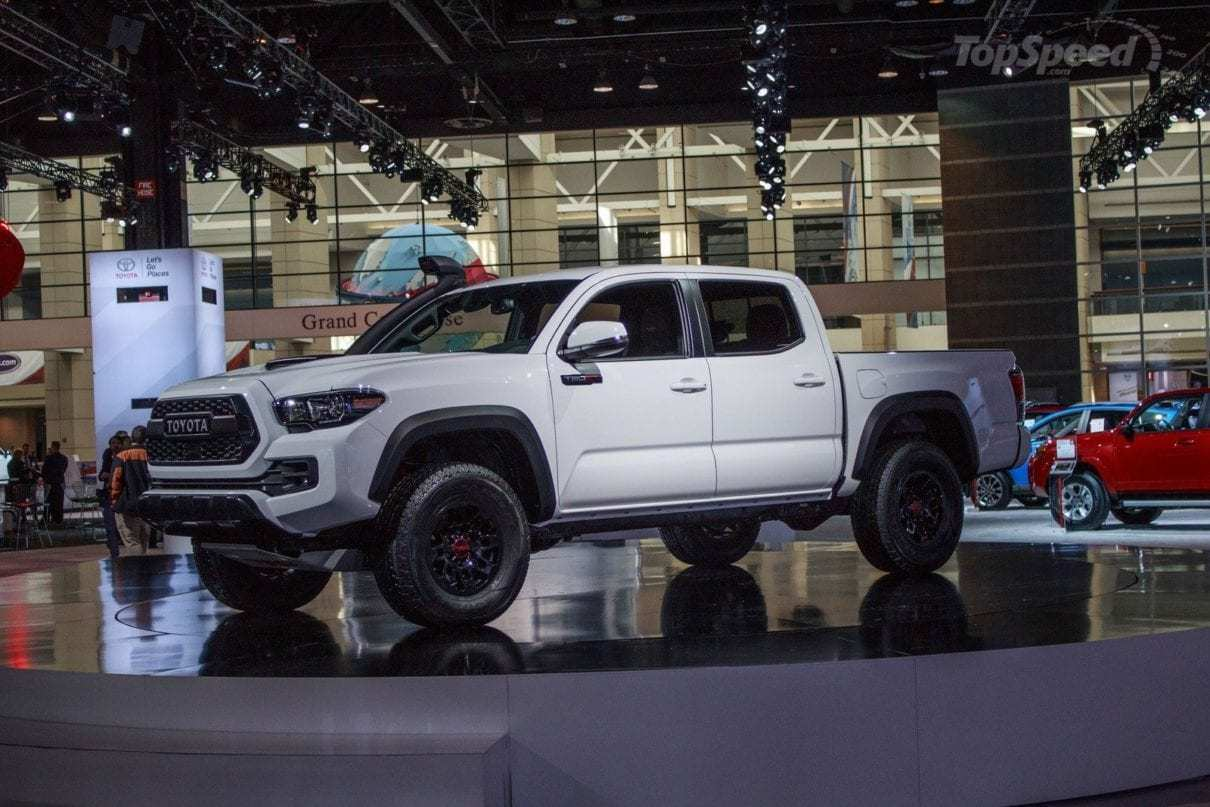 86 The 2020 Toyota Tacoma Spy Shoot by 2020 Toyota Tacoma