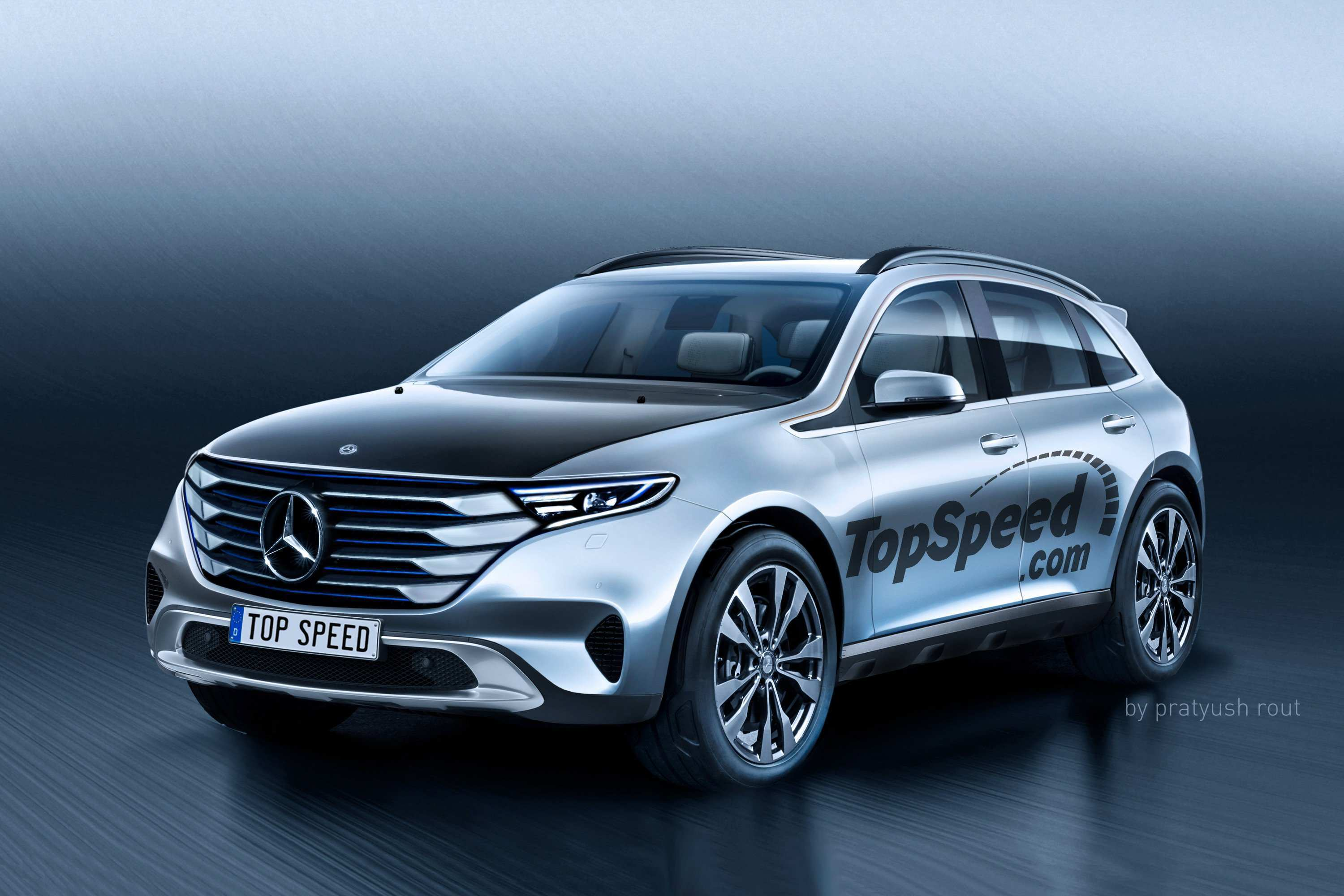 86 The Mercedes Electric Car 2020 Wallpaper with Mercedes Electric Car 2020