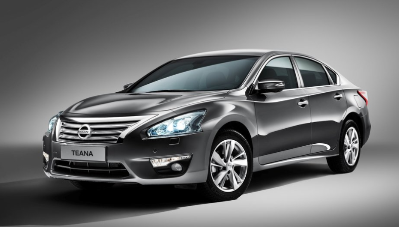 86 The Nissan Teana 2020 Performance and New Engine by Nissan Teana 2020