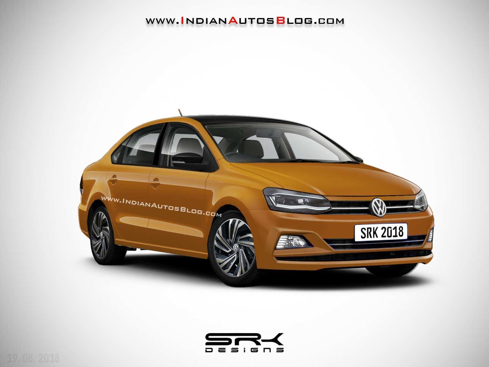 86 The Volkswagen Vento 2020 India Concept for Volkswagen Vento 2020 India