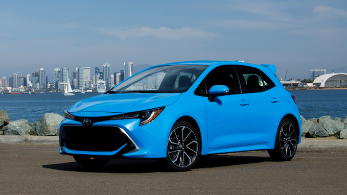87 All New 2020 Toyota Corolla Hatchback History by 2020 Toyota Corolla Hatchback