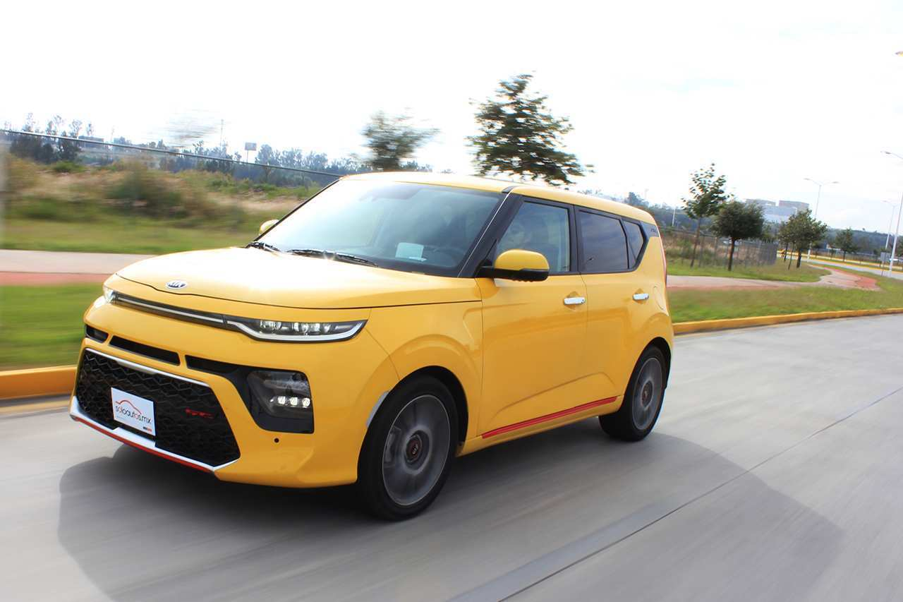87 All New Kia 2020 Mexico Spy Shoot with Kia 2020 Mexico
