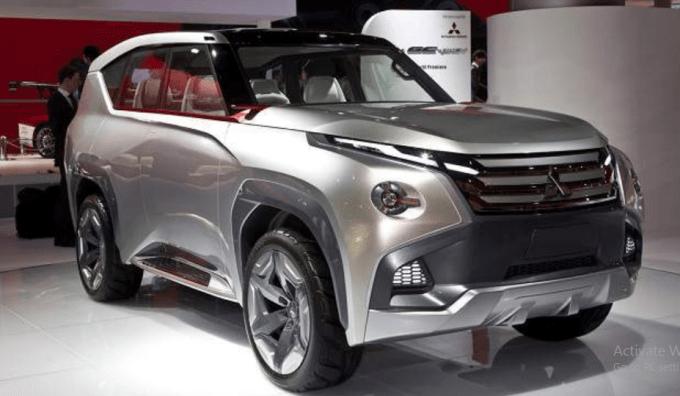 87 All New Mitsubishi Pajero 2020 New Concept by Mitsubishi Pajero 2020