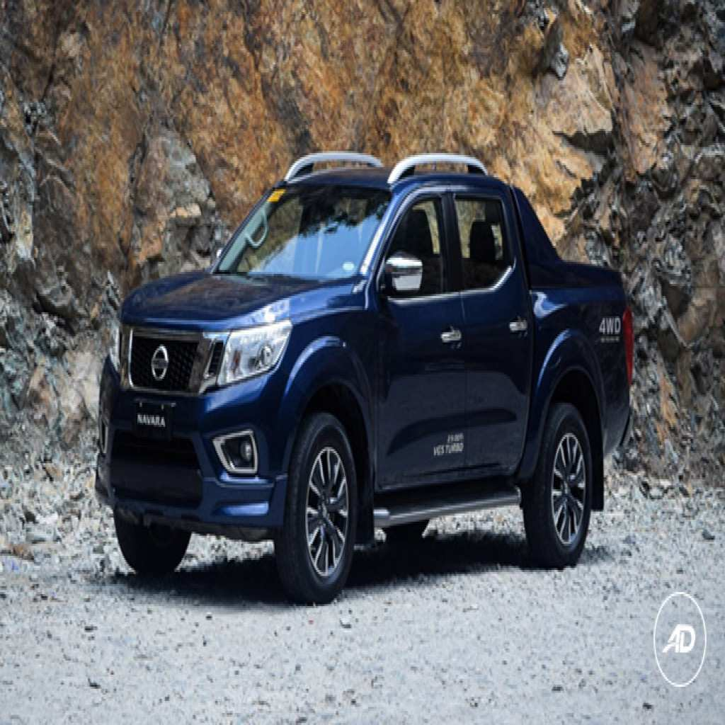 87 All New Nissan Navara 2020 Philippines Exterior by Nissan Navara 2020 Philippines