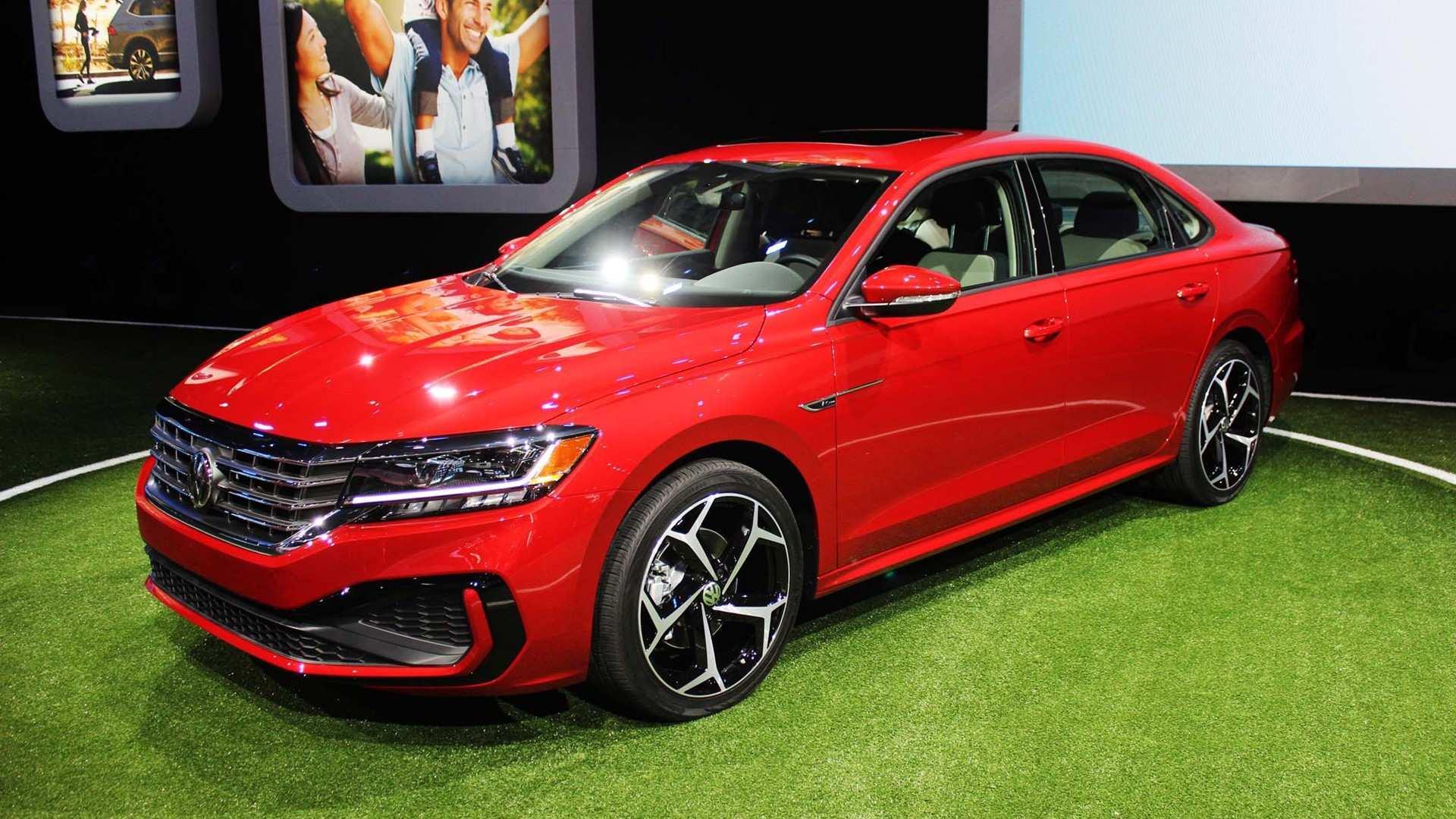 87 All New VW 2020 Passat Concept for VW 2020 Passat