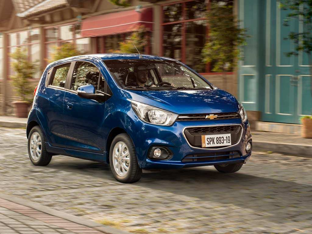 87 Best Review 2020 Chevrolet Spark Configurations with 2020 Chevrolet Spark