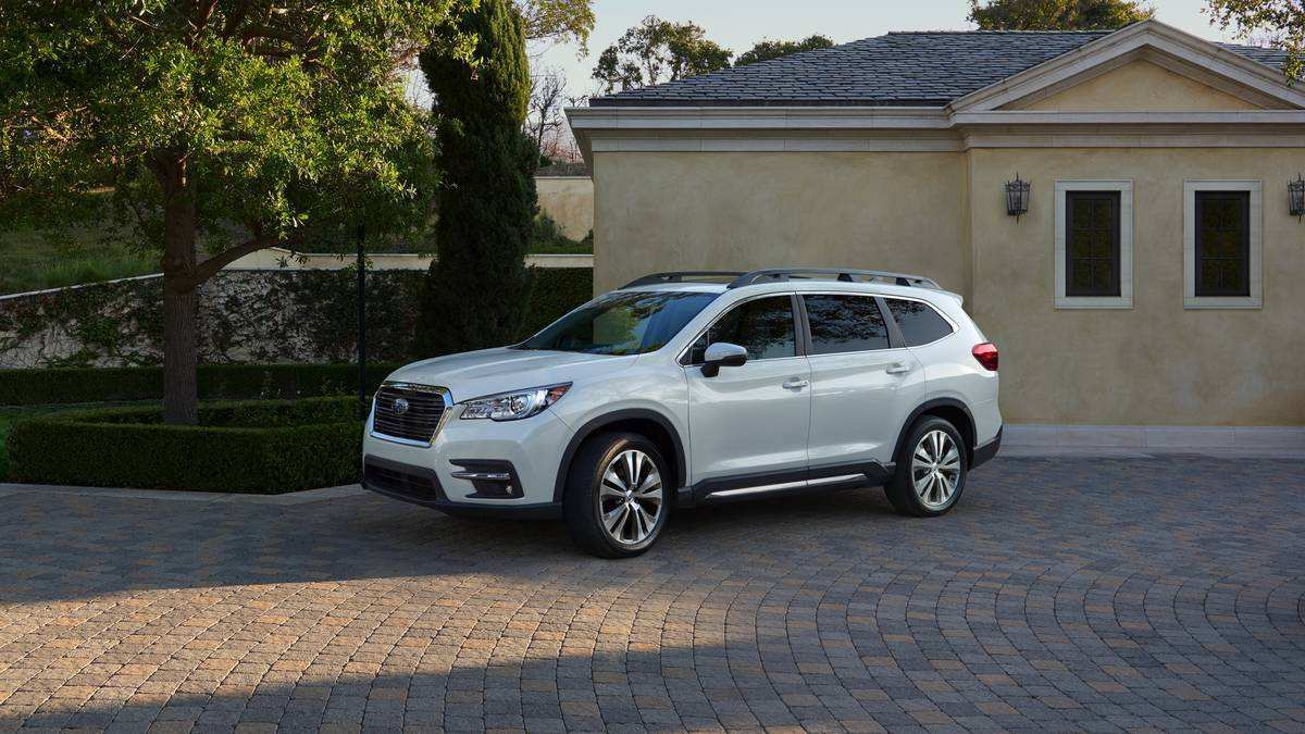 87 Best Review 2020 Subaru Ascent Gas Mileage Redesign and Concept with 2020 Subaru Ascent Gas Mileage