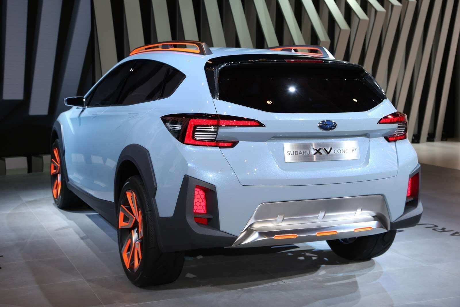 87 Best Review Subaru Xv 2020 New Concept Redesign with Subaru Xv 2020 New Concept