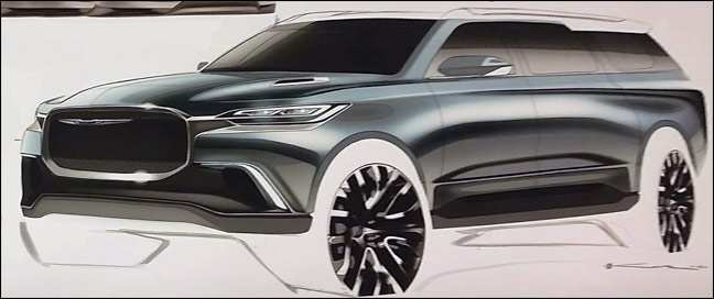 87 Concept of 2020 Chrysler Aspen Picture with 2020 Chrysler Aspen