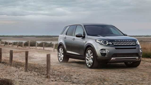 87 Concept of 2020 Land Rover Discovery Sport New Review by 2020 Land Rover Discovery Sport