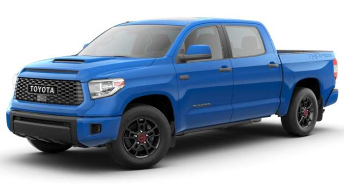 87 Concept of 2020 Toyota Tundra Voodoo Blue Performance and New Engine with 2020 Toyota Tundra Voodoo Blue