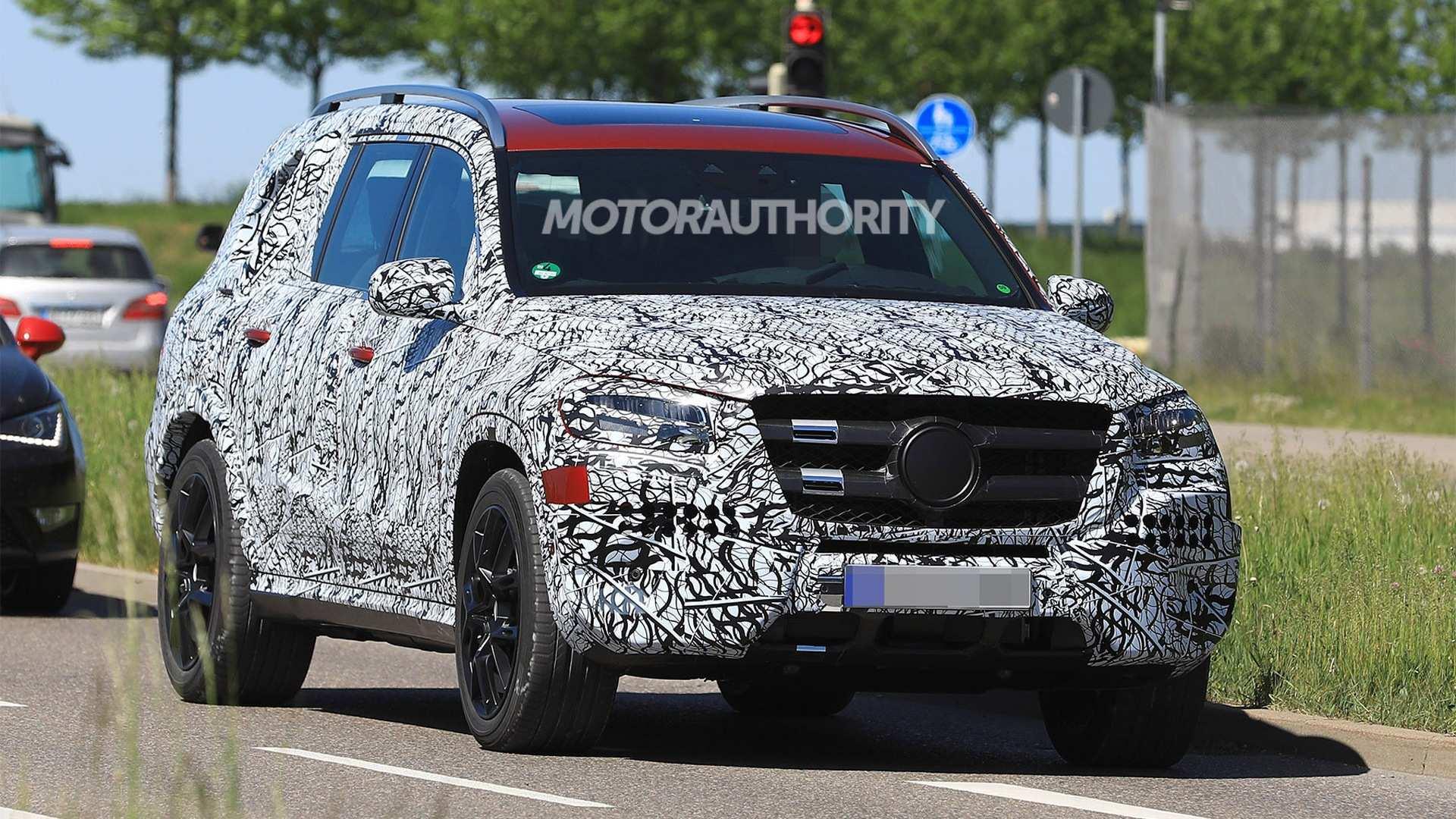 87 Concept of Mercedes Gls 2020 Exterior by Mercedes Gls 2020