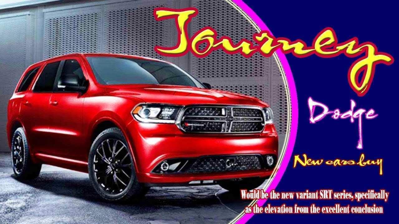 2020 Dodge Journey Srt Images