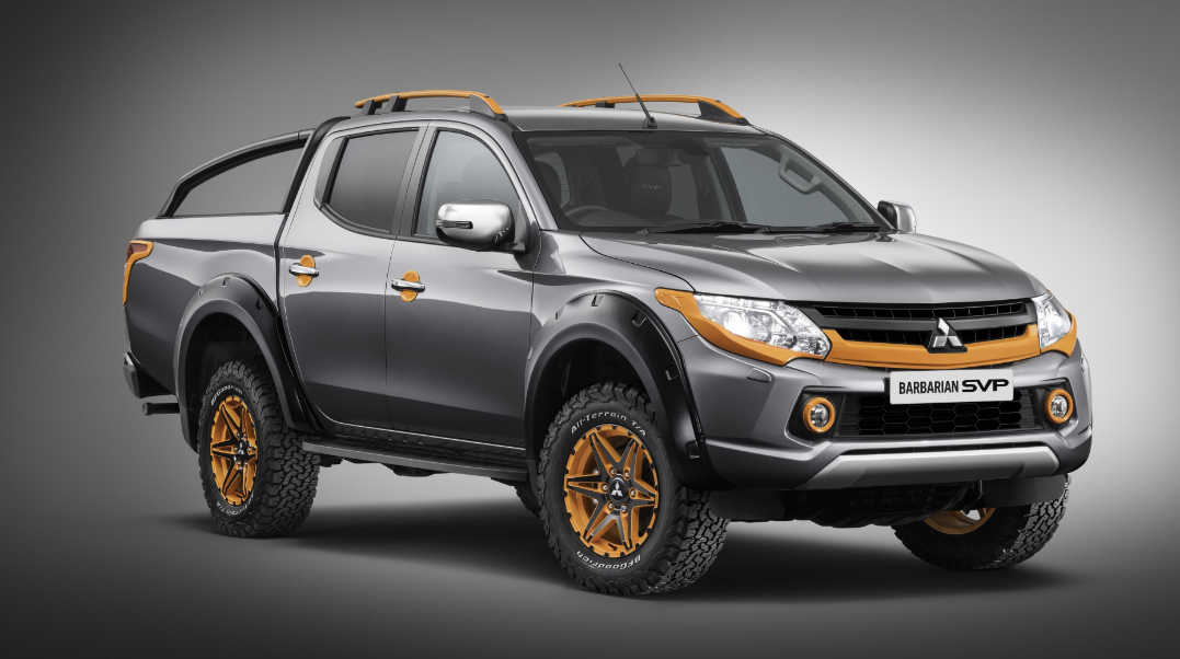 87 Gallery of 2020 Mitsubishi L200 2018 Configurations by 2020 Mitsubishi L200 2018