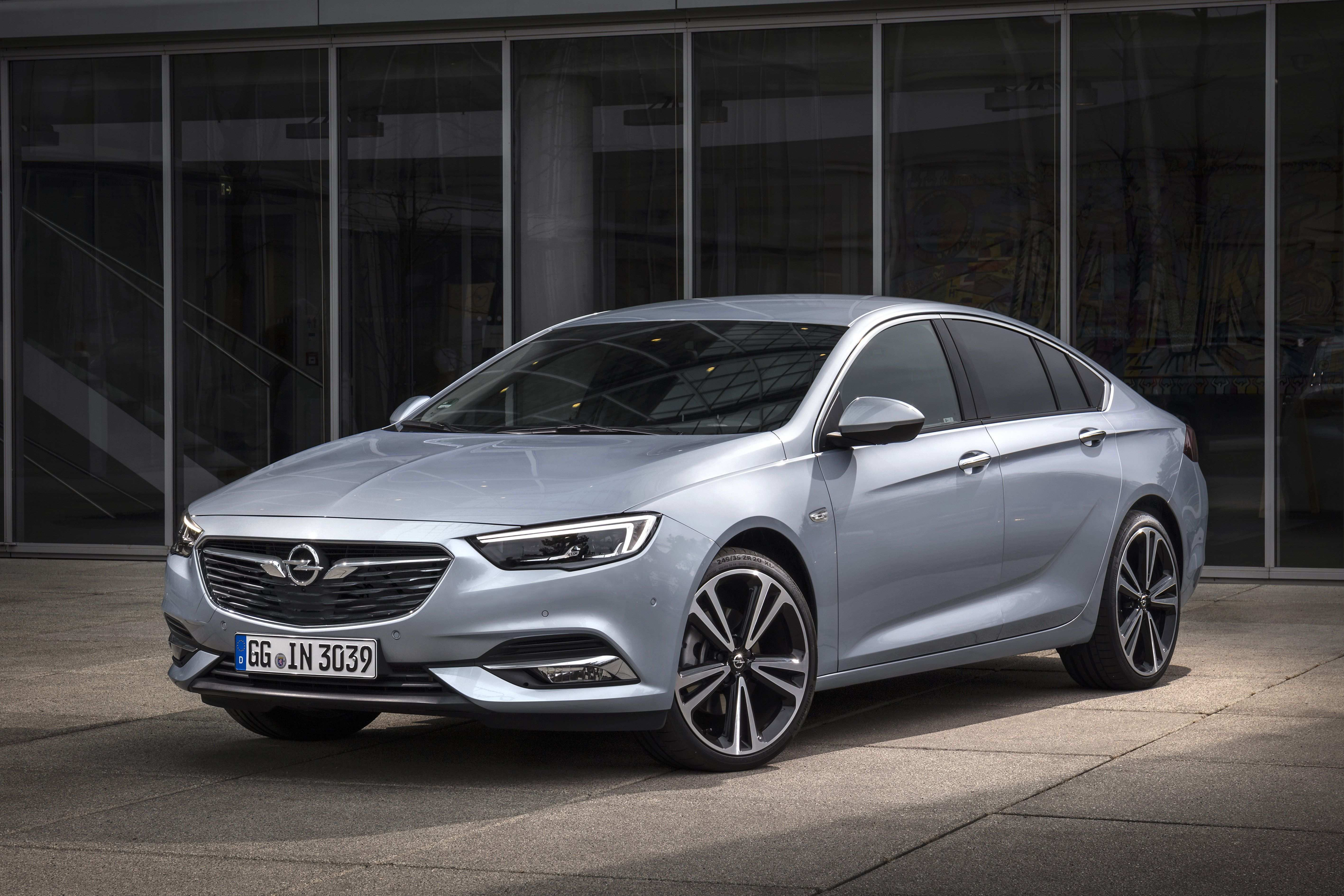 87 Gallery of 2020 New Opel Insignia 2018 Specs for 2020 New Opel Insignia 2018