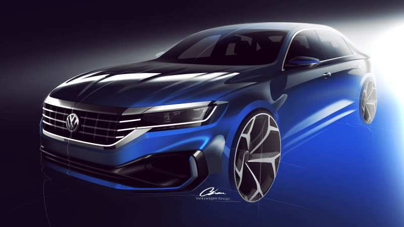 87 Gallery of 2020 VW Passat Tdi Wallpaper for 2020 VW Passat Tdi