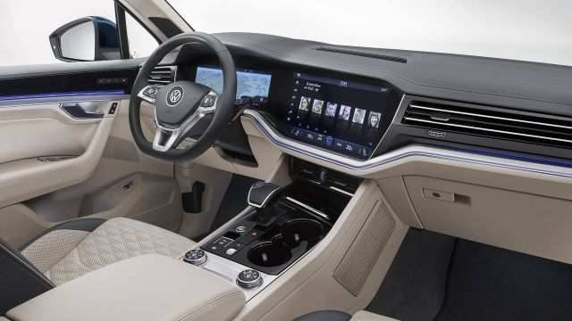 87 Gallery of 2020 Volkswagen Touareg Release Date by 2020 Volkswagen Touareg