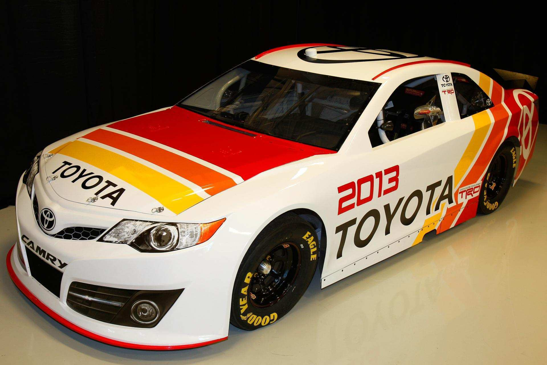 87 Gallery of Nascar Toyota 2020 Exterior and Interior for Nascar Toyota 2020