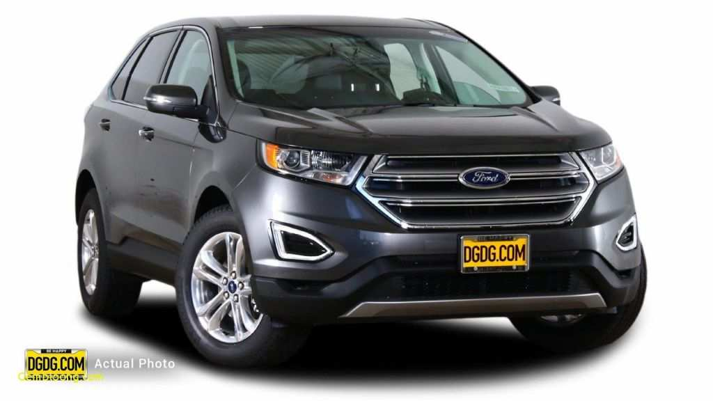 87 Great Ford Edge 2020 New Design New Review for Ford Edge 2020 New Design