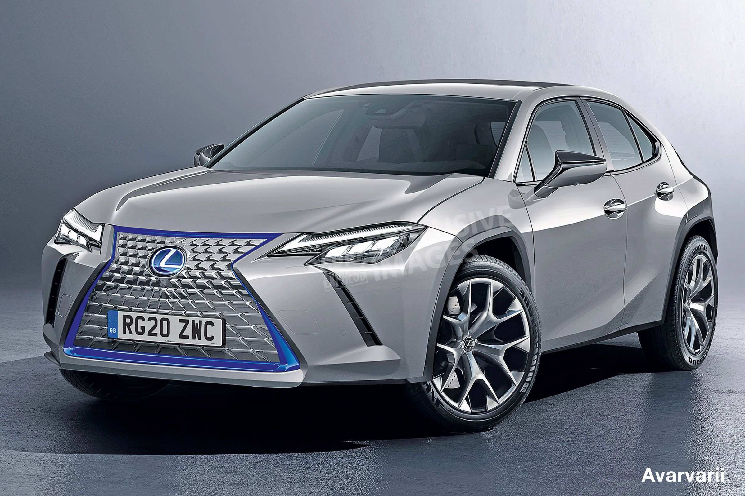 87 Great Lexus 2020 Exterior Overview by Lexus 2020 Exterior