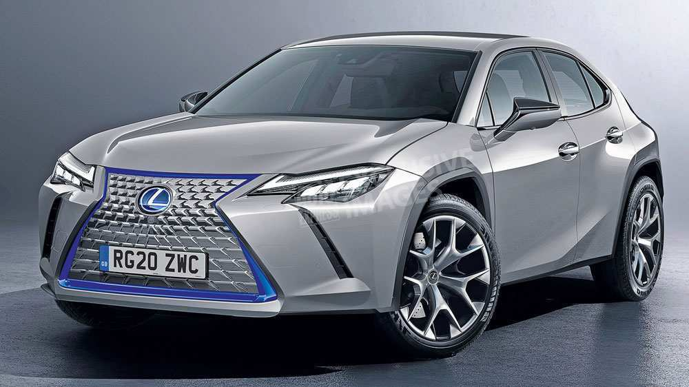 87 Great Lexus 2020 New Concepts Style with Lexus 2020 New Concepts