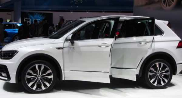 87 Great New Volkswagen Touareg 2020 Performance for New Volkswagen Touareg 2020