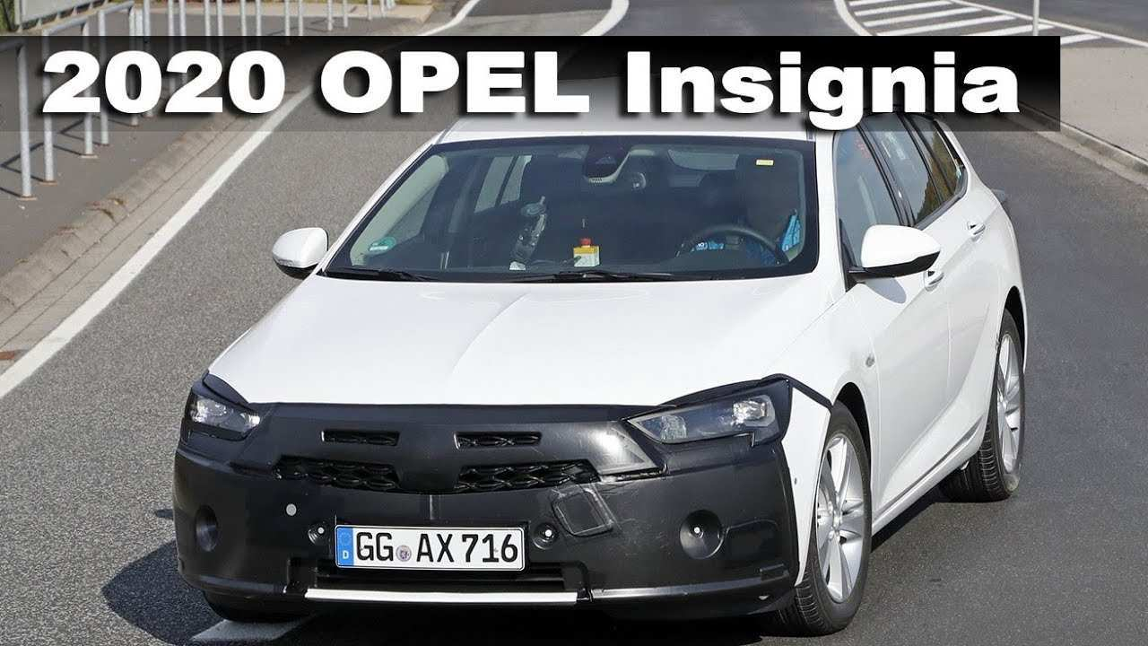 87 Great Opel Insignia 2020 Review for Opel Insignia 2020