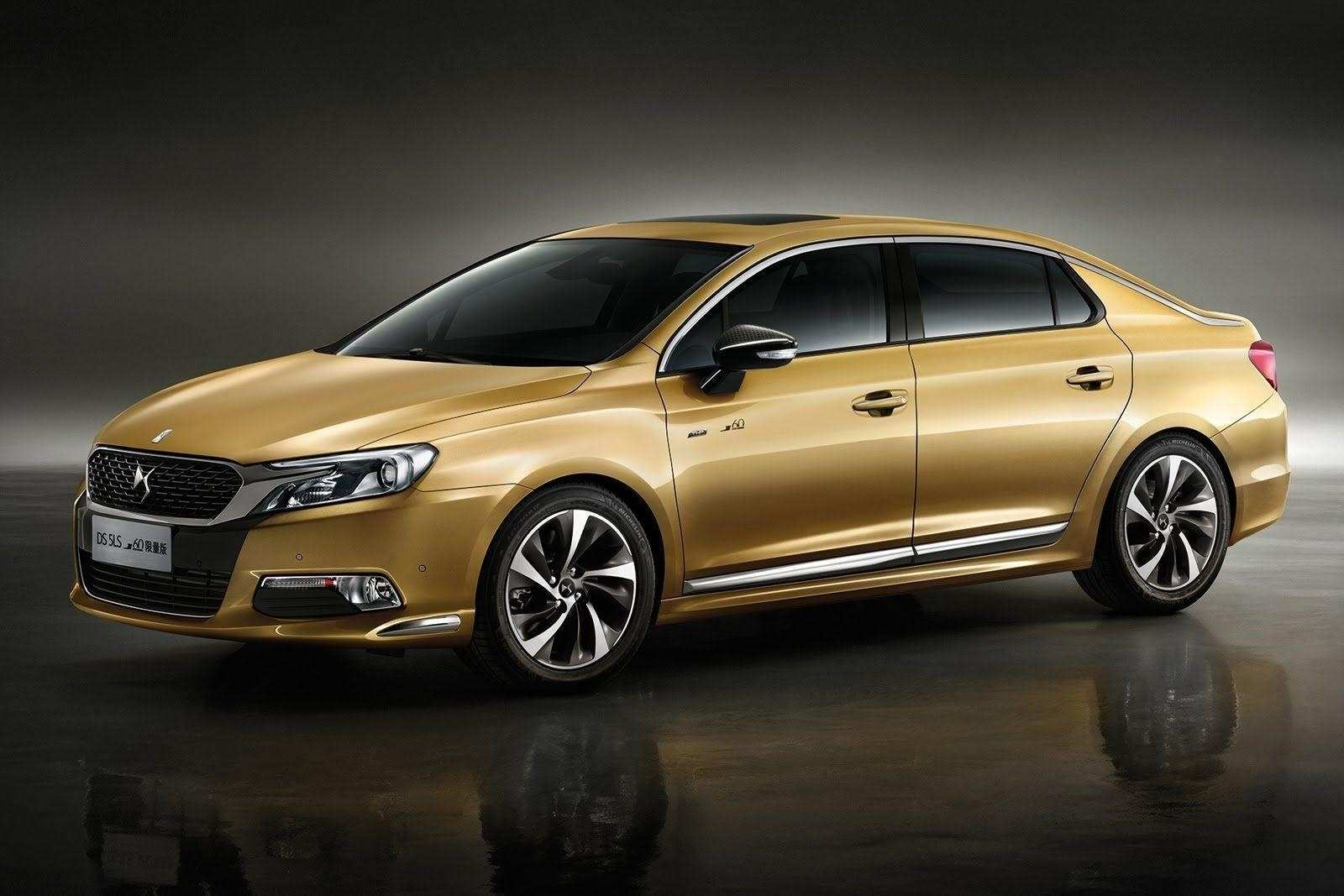 87 New 2020 Citroen DS5 Redesign and Concept with 2020 Citroen DS5