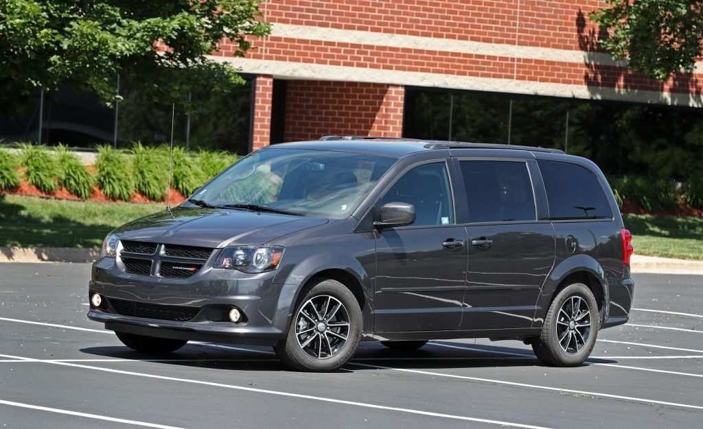 87 New 2020 Dodge Grand Caravan New Review by 2020 Dodge Grand Caravan