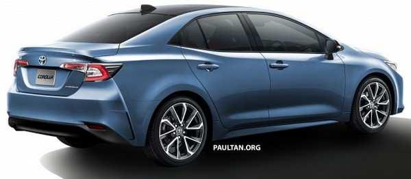 87 New 2020 Toyota Auris New Concept for 2020 Toyota Auris
