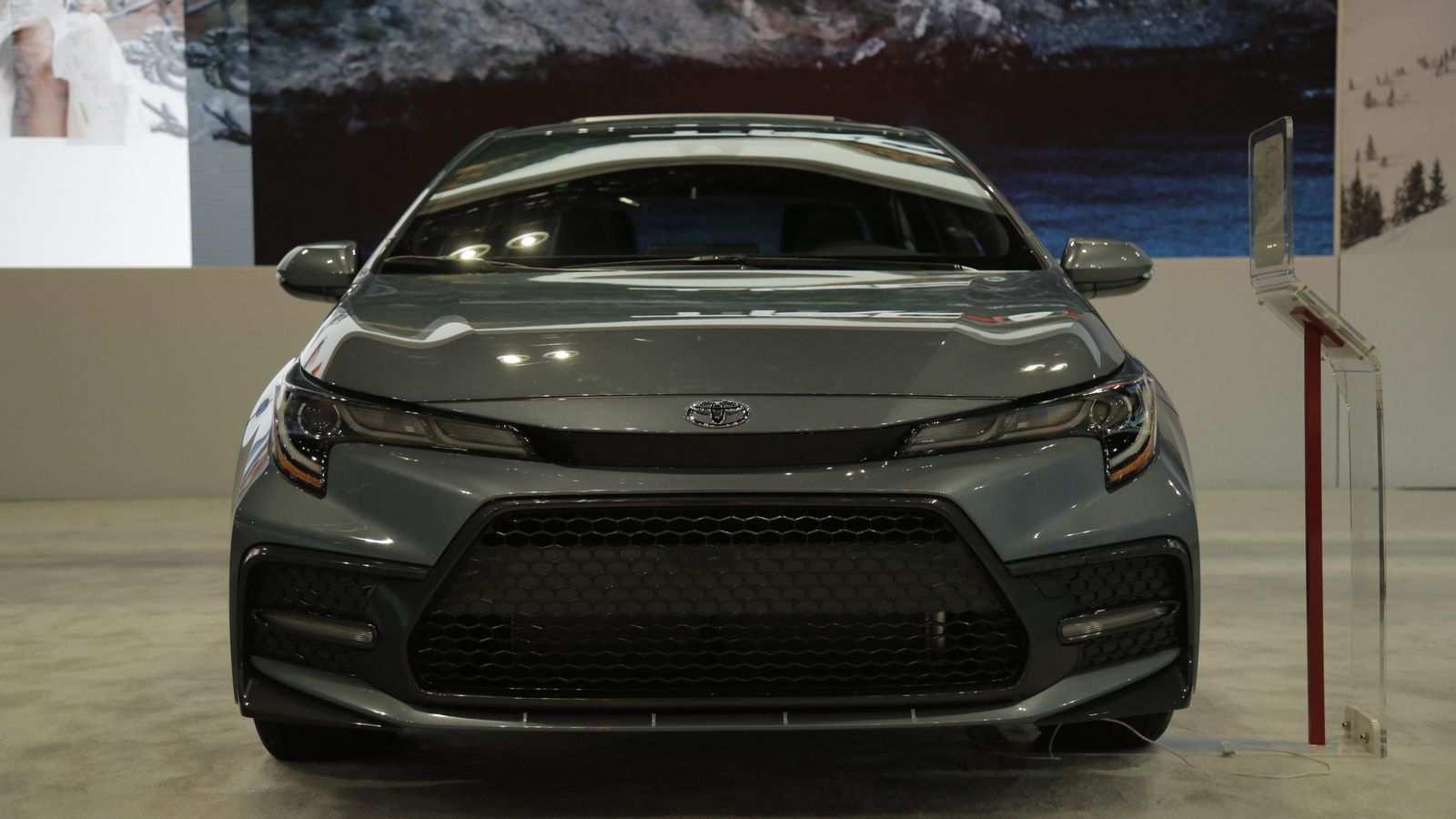 87 New Toyota 2020 Sedan First Drive for Toyota 2020 Sedan