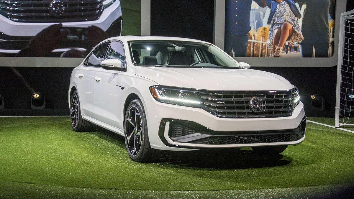 87 New Volkswagen Passat 2020 New Concept Performance by Volkswagen Passat 2020 New Concept