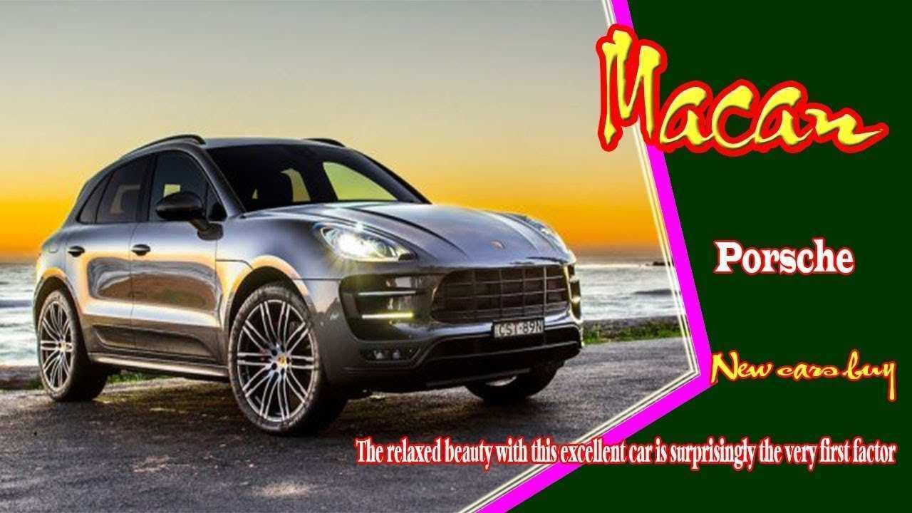 87 The 2020 Porsche Macan Specs and Review for 2020 Porsche Macan