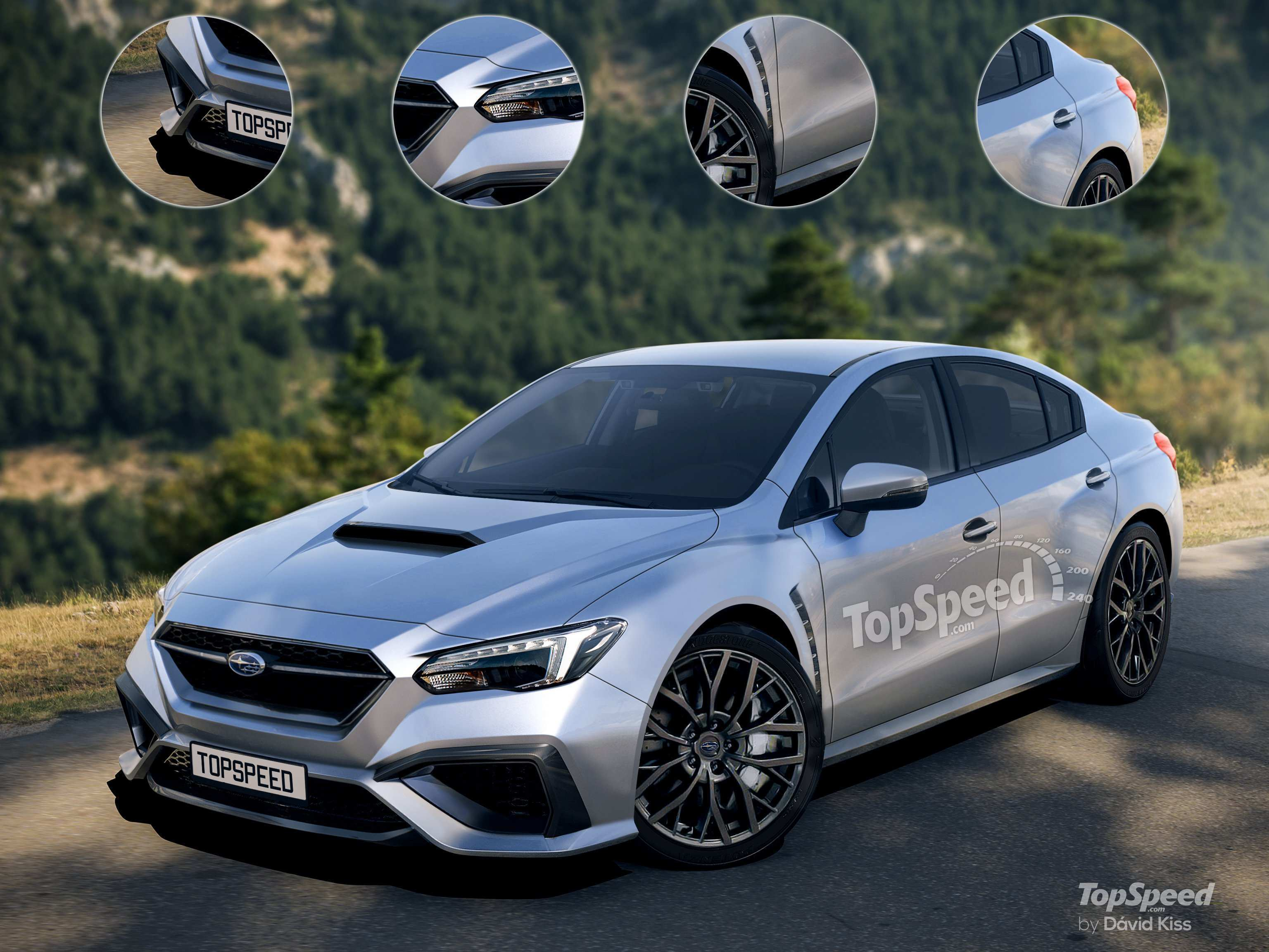 87 The Subaru Sti 2020 Exterior Rumors for Subaru Sti 2020 Exterior