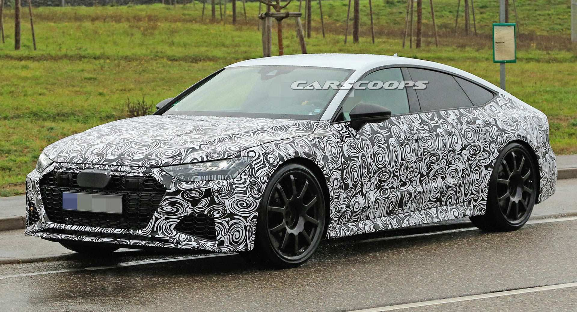 88 All New 2020 Audi Rs7 Interior with 2020 Audi Rs7