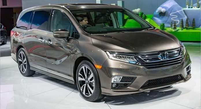 88 Best Review 2020 Honda Odyssey Spy Shoot for 2020 Honda Odyssey