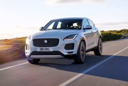 88 Best Review 2020 Jaguar E Pace New Concept Review with 2020 Jaguar E Pace New Concept