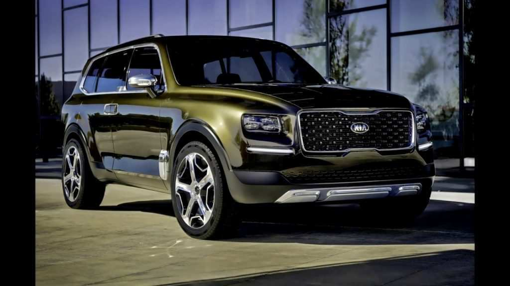 88 Best Review 2020 Kia Mohave 2018 Exterior and Interior with 2020 Kia Mohave 2018