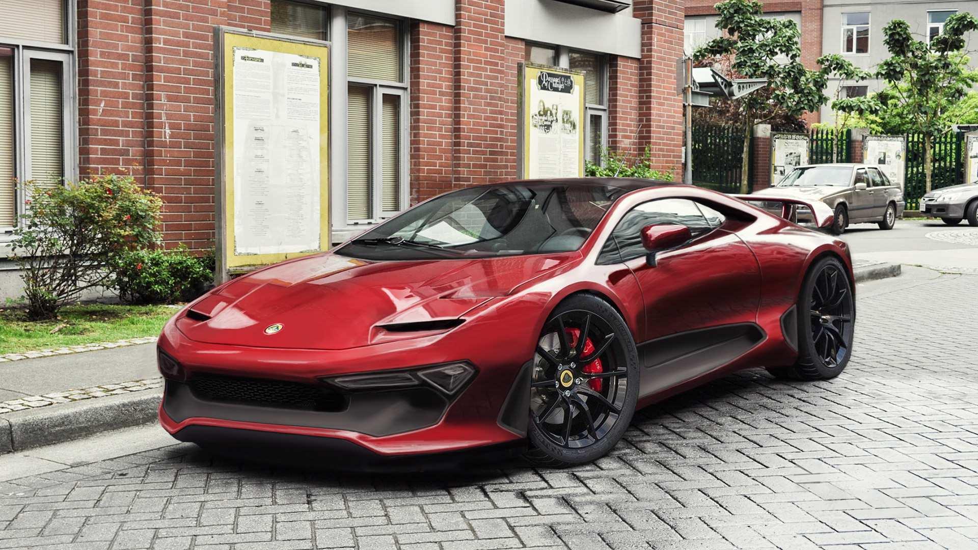 88 Best Review 2020 Lotus Esprit Style by 2020 Lotus Esprit