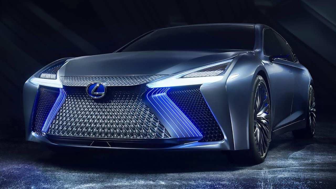 88 Concept of 2020 Lexus LS Redesign and Concept for 2020 Lexus LS