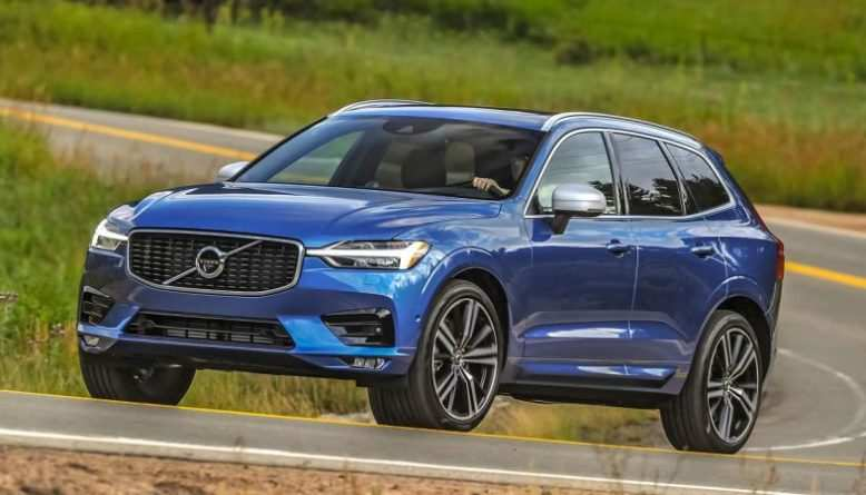88 Concept of 2020 Volvo XC60 History by 2020 Volvo XC60