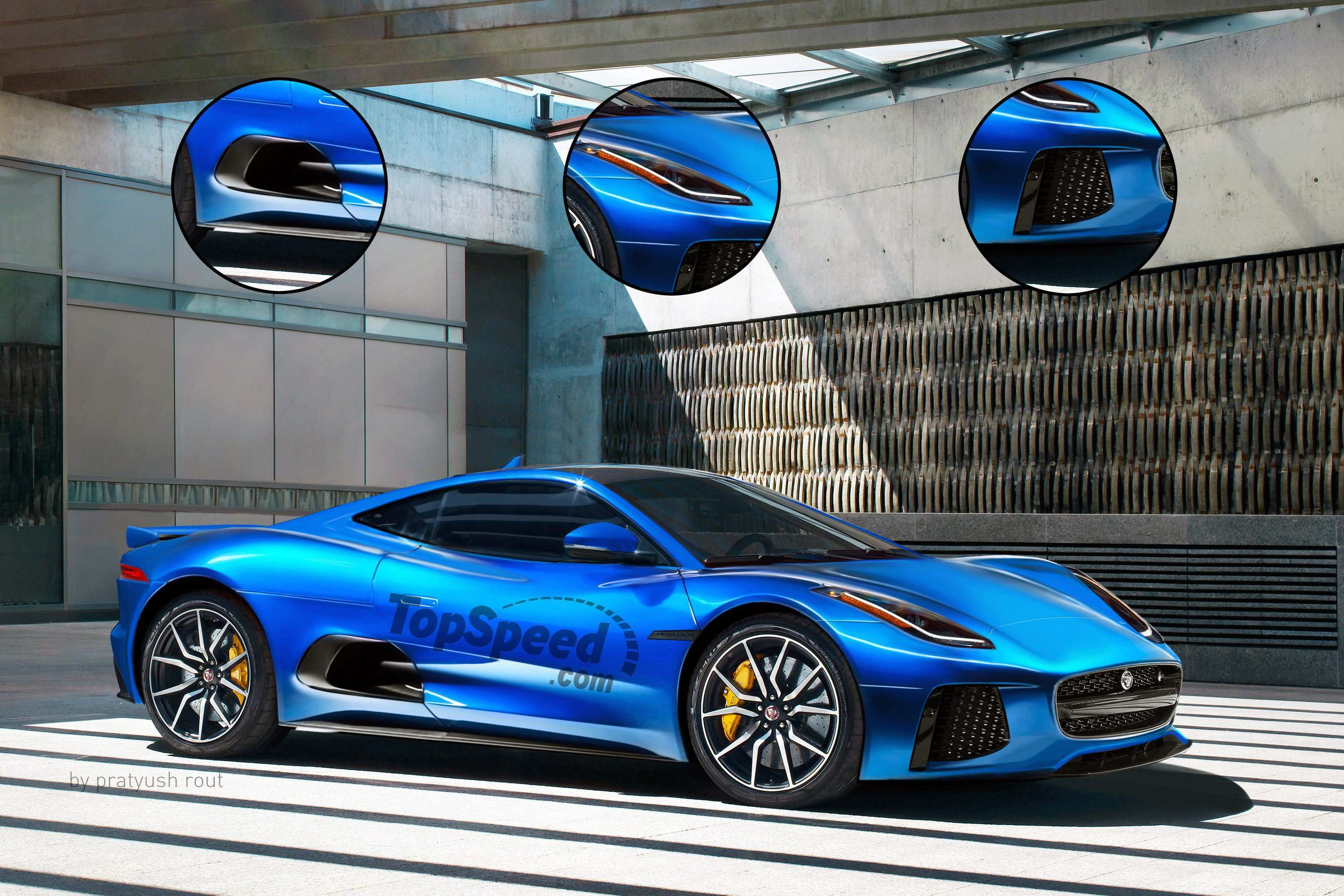 88 Concept of Jaguar F Type 2020 Exterior Style for Jaguar F Type 2020 Exterior