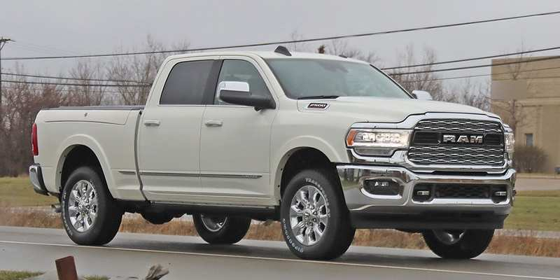 88 Gallery of 2020 Dodge Ram 2500 Redesign and Concept with 2020 Dodge Ram 2500