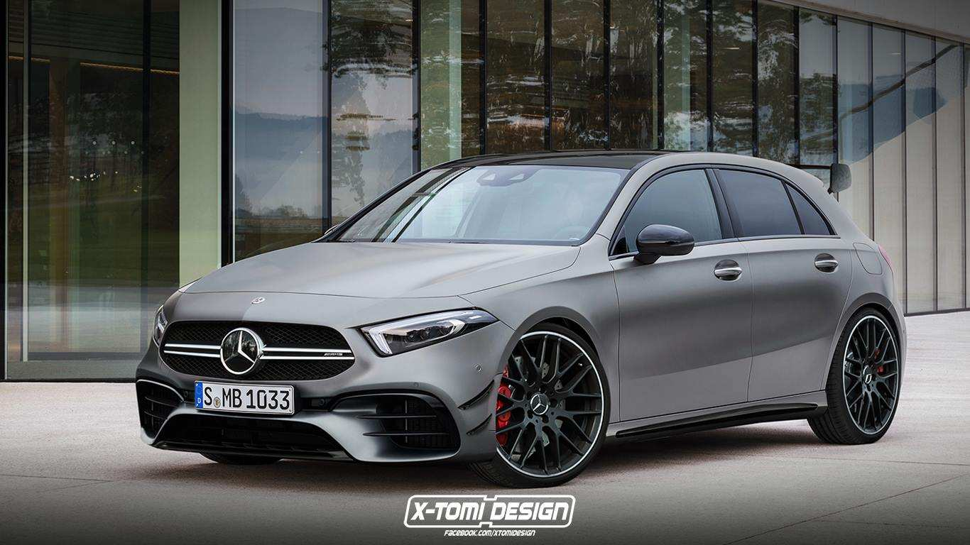 2020 mercedes hatchback