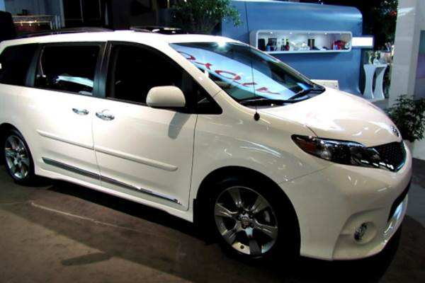 88 Gallery of 2020 Toyota Sienna Reviews for 2020 Toyota Sienna