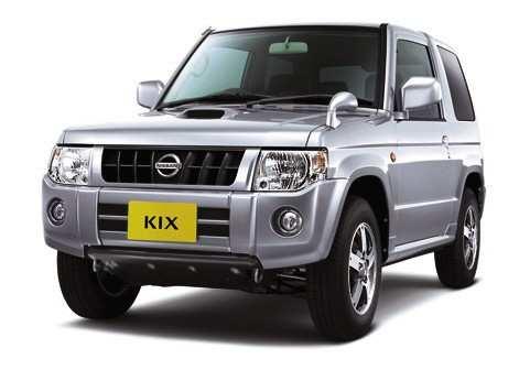 88 Gallery of Nissan Kix 2020 Configurations by Nissan Kix 2020