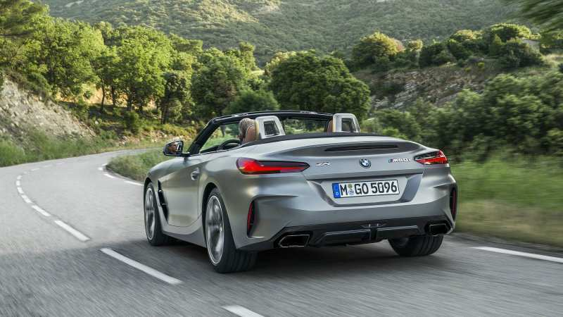88 Great 2020 BMW Z4 Price and Review by 2020 BMW Z4